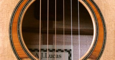 A J Lucas Guitars