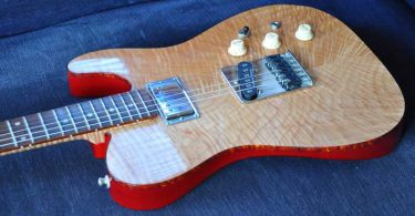 Ged Green Guitars