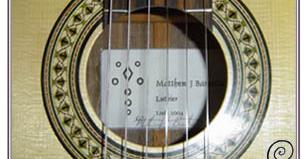 MJB Guitars